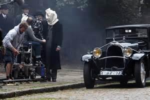tom bateman suit new poldark tom bateman in a grey suit as he films