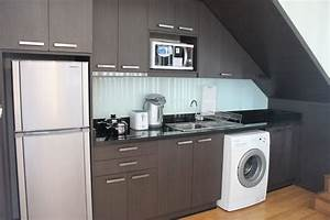 small kitchen for narrow with washing machine kitchen With kitchen design with washing machine