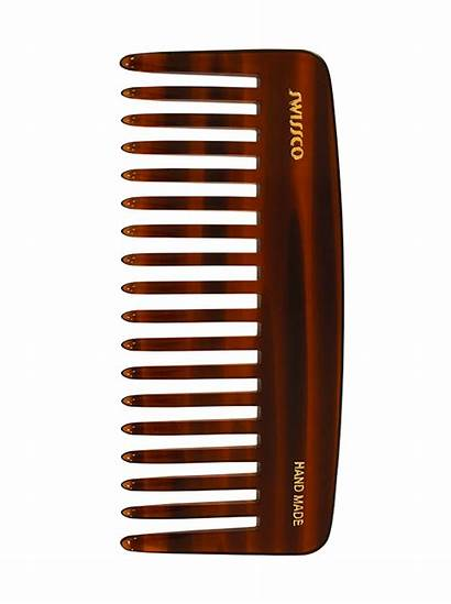 Comb Tooth Wide Perm Tortoise Purse Combs