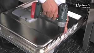 Instalace myčky nádobí