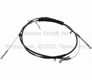 Taxifarereview2009  Ford F150 Parking Brake Cable Replacement