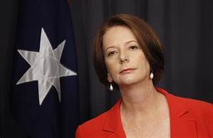 Australian PM Throws Down The Gauntlet For Women's Rights
