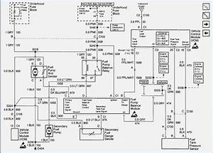 2005 Chevy Silverado Fuel Level Sensor Wiring Diagram