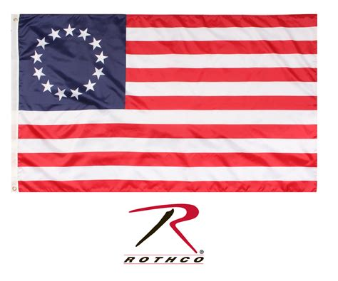 rothco colonial flag