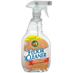 earth products household cleaning products floor cleaner 22 oz 6 pack