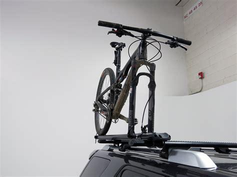 kuat trio roof bike rack fork mount clamp