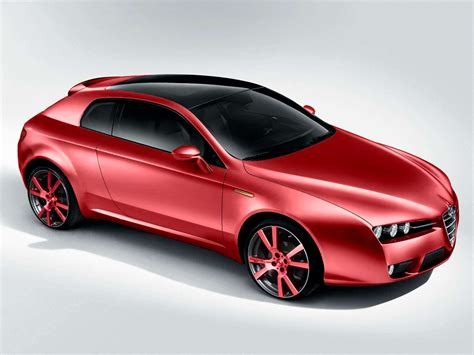 Image For Alfa Romeo Brera Tuning Front Hd Wallpaper