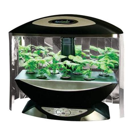 Grow Lights For Indoor Plants Home Depot by Miracle Gro Aerogarden Power Grow Light Booster 970279