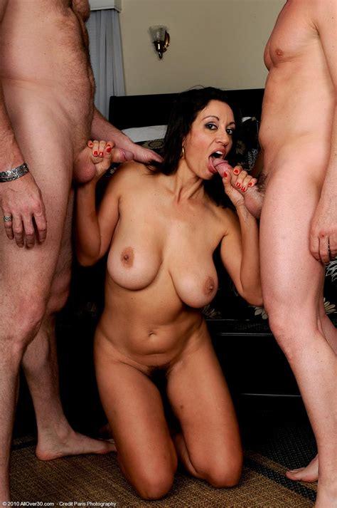 Mature Pornstar Persia Monir Double Penetrated Free Cougar Sex