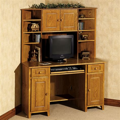 small computer desk with hutch decorating using corner desk with hutch for