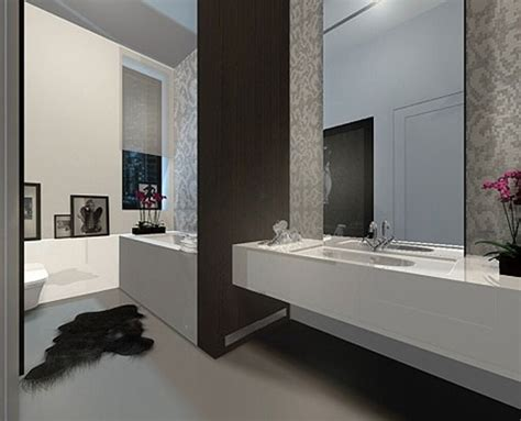 Minimalist Design Ideas : Minimalist Bathroom Decorating Ideas