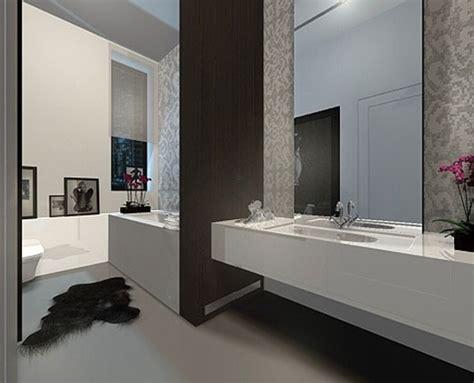 minimalist bathroom decor - Iroonie.com