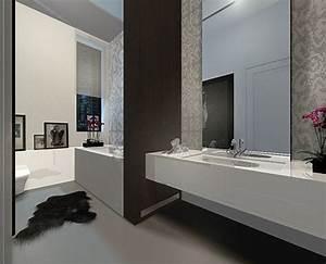 Minimalist Bathroom Decorating Ideas