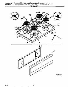 Parts For Frigidaire Mef300pbwd  Top    Drawer Parts