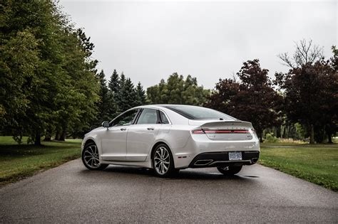 lincoln 2017 white review 2017 lincoln mkz reserve awd 3 0t canadian auto