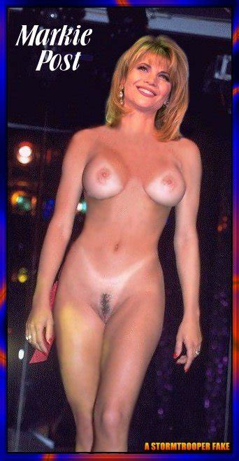 Sexy Nude Porn Markie Post Cloudy Girl Pics