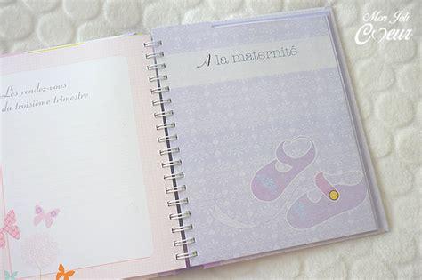 le journal des femmes cuisine mon livre mon joli coeur un journal de grossesse pour conserver de