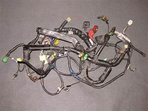 87 88 89 Toyota Mr2 Oem 4age Engine Wiring Harness  T  U2013 Autopartone Com