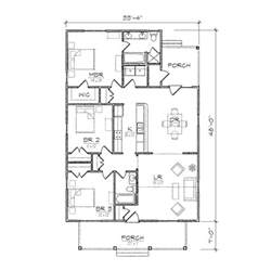 bungalow blueprints clarke iii bungalow floor plan tightlines designs