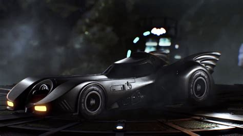 batman arkham knight  dark knights tumbler