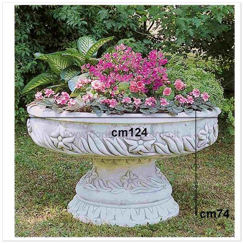 vasi esterno vasi da esterno petronio 597vr683 fioriere da esterno