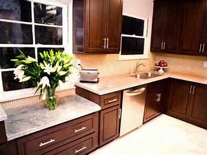 dark brown kitchen cabinets 2327