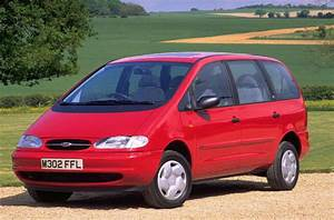 Ford Galaxy Estate Review  1995