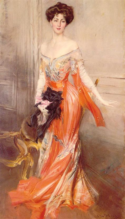 Illuminaries Giovanni Boldini Later Worksociety Portraits
