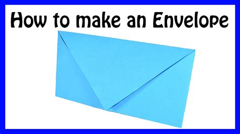 how to make a l how to make an envelope with a of paper 28 images how