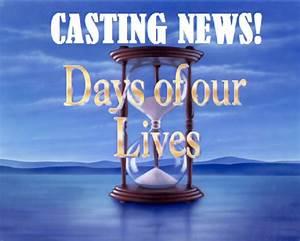 U002639days Of Our Livesu002639 News Casting Call For Two New U002639dool
