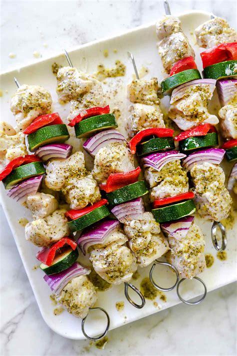 kebab recipe easy chicken kebab recipe foodiecrush