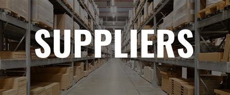 Suppliers   ABC Group - Always looking for innovative ...