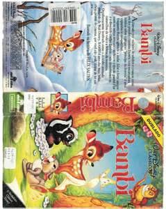 Bambi 2 VHS