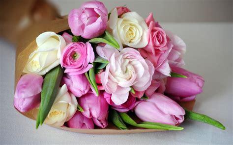 Roze, Peonija, Tulpe