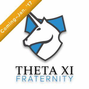 Greek life organizations await revival on campus the trumpet for Theta xi letters