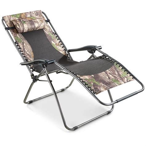 camo zero gravity chair guide gear oversized 500 lb zero gravity camo chair