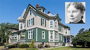 For Sale: One of Lizzie Borden's homes
