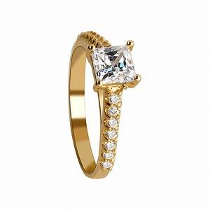 9ct Ladies Ring With Cubic Zirconia | Eldorado Jewellers