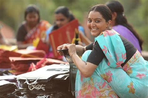First Single From Manju Warrier's 'udaharanam Sujatha