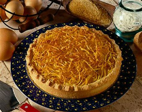 Torta Tagliatelle Mantovana by Torta Di Tagliatelle Ricetta Ferrarese Cucina E Tradizioni
