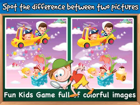 spot the difference for amp toddlers preschool 776 | screen480x480