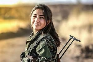MidEast Valkyries: 'Even Daesh Were Scared of Kurdish ...