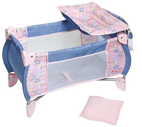 Baby Born Bett Gebraucht Hauptdesign