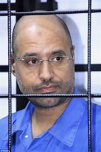 Colonel Gaddafi's son 'being tortured in a Libyan prison ...