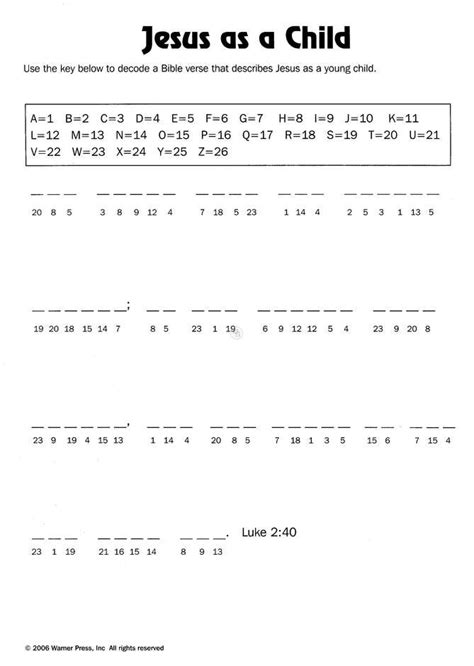 8th grade bible worksheets worksheets for all