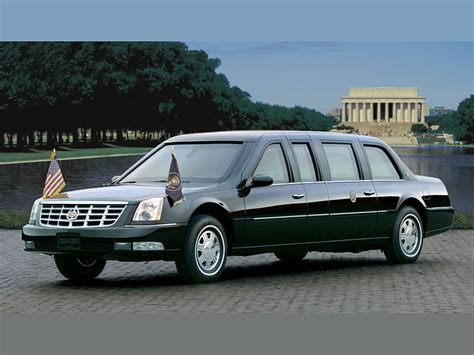 2005 Cadillac Dts Presidential Limousine