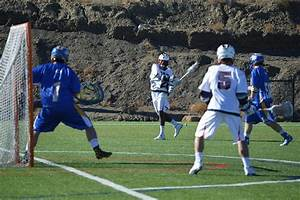 First scrimmages for men's lacrosse draw enthusiastic ...