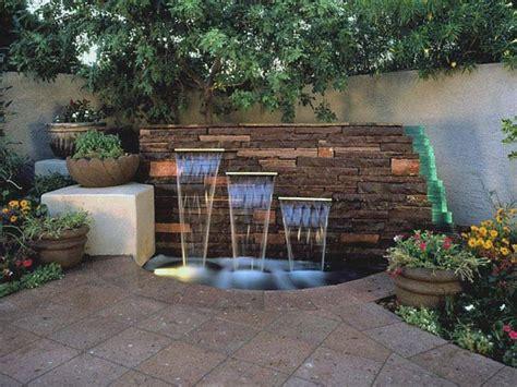 bassin d eau exterieur petit bassin de jardin 24 id 233 es d 233 co modernes