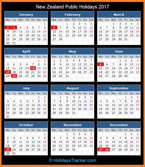 calendar nz monthly calendar template