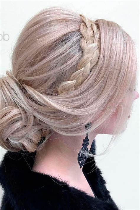 graduation hairstyles with braids for timeless beauty